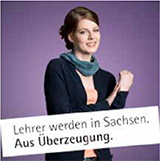 Lehrer werden in Sachsen